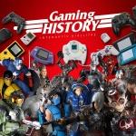 Játékkiállítás Budapest 2020. Gaming History interaktív kiállítás a VR Vidámparkban, online jegyek