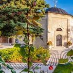 Állandó kiállítás Budapesten a Gül Baba Türbében, témája Gül Baba és a dervis kolostor élete