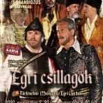 Egri Csillagok musical 2021. Előadások az Agria Játékok műsorán, online jegyvásárlás