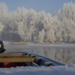 Téli keszegezés a Tiszán, szállással a Balneum Hotelben