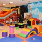 Campona gyerekprogram az őszi szünetben a budapesti Campona Játszóházban