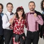 Farkasházi Réka és a Tintanyúl koncertek 2021. Online jegyvásárlás