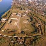 II. világháborús emlékhelyek Komáromban, a Monostori Erődben