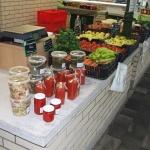 Termelői piac Balatonföldvár 2020