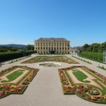 Schönbrunni Kastély látogatás