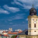 Emlékhelyek Napja Debrecen 2021. Református Nagytemplom és Kollégium