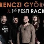 Ferenczi György és az Első Pesti Rackák koncert 2021. Online jegyvásárlás