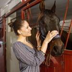Lovaglás Zalakaros mellett, lovasoktatás gyerekeknek a garabonci élménygazdaságban