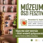 Kazay Endre Nap 2020. Emlékezés és programok a székesfehérvári Fekete Sas Patikamúzeumaban