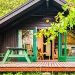 Vízparti Bungalow Park Club Tihany Üdülőfalu - Kalmár házikó