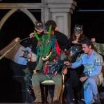 Sárkányszív musical 2021. Pazar szereposztás, látványos lovasjelenetek, táncok, párviadalok