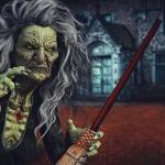 Gyula Halloween program 2020. Boszorkányos bátorságpróba – szabadulószoba