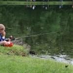 Horgásztábor gyerekeknek a Tisza-tavi Ökocentrumban