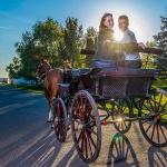 Erdei romantikus szállás idilli környezetben, őszi pihenés pároknak az Erdőspuszta Club Hotelben