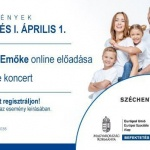 Bük-Bükfürdői koncert programok 2021. Palya Bea online koncert
