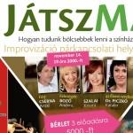 Pilisvörösvári őszi bérletes színházi előadások a Művészetek Házában 2020