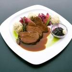 Vadétel étterem a Balaton déli partján, a  Hubertus Hof Landhotel minőségi díjas étterme