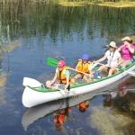 Balatoni kajakozás, szervezett kajaktúra programok a Balaton és a Nagyberek területén