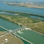 Dunakiliti vízerőmű látogatás a Szigetközben