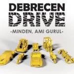 Debrecen Drive 2021. Autó- és járműipari seregszemle
