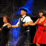 Anconai szerelmesek musical-vígjáték a veresegyházi Mézesvölgyi Szabadtéri Színpadon