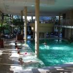 Wellness Hotel Gyula programok - wellness fürdőzés bejáró vendégeknek vasárnaptól - csütörtökig