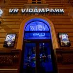 VR Vidámpark Budapest, online ajándékjegyvásárlás