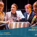 Színház Siófok 2020. Előadások a siófoki SzínParton
