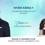 Siófoki koncertek 2020