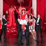 Csárdáskirálynő operett előadás a veresegyházi Mézesvölgyi Szabadtéri Színpadon