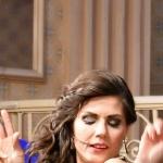 Pletykafészek bohózat a veresegyházi Mézesvölgyi Szabadtéri Színpadon