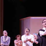 Csoportterápia musical a veresegyházi Mézesvölgyi Szabadtéri Színpadon