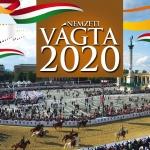 Nemzeti Vágta Budapest 2020. Történelmi hangulatú lovasverseny a Hősök terén