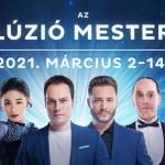 Illúzió Mesterei 2021. Előadások és online jegyvásárlás