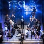 Nikola Tesla - Végtelen Energia musical előadások 2021. Online jegyvásárlás