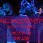 InDoor Halloween Party 2021. Online jegyvásárlás