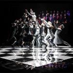 Sakk musical előadások 2022. Online jegyvásárlás