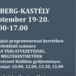 Kulturális Örökség Napok 2020. Mór, Lamberg-kastély