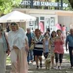 Különleges irodalmi séta Budapesten, a Margitszigeten