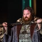 Bánk bán opera előadás a Margitszigeti Szabadtéri Színpadon