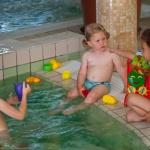 Szálloda gyermekmedencével Gyulán, a családbarát Wellness Hotel Gyula szállodában