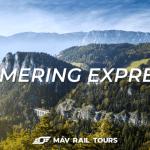 MÁV Rail Tours utak 2021