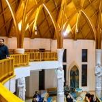 Bátori István orgonakoncert Veresegyházon a Szentlélek templomban