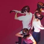 VR csapatépítés, elmerülés a virtuális valóságban izgalmas és akciódús VR játékokkal