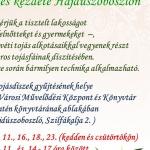 Hajdúszoboszlói kiállítások 2021. Húsvéti tojáskiállítás