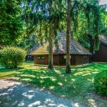 Balatoni vízparti bungalók, wellness pihenés a Club Tihanyban faház szálláslehetőséggel