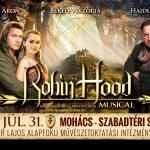 Robin Hood musical 2021. Online jegyvásárlás