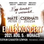 Cserháti Zsuzsa emlékkoncert 2021. Online jegyvásárlás