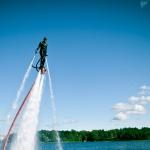 Flyboard Fundy–tó