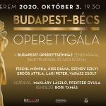 Operett gála Budapest 2020. Online jegyvásárlás